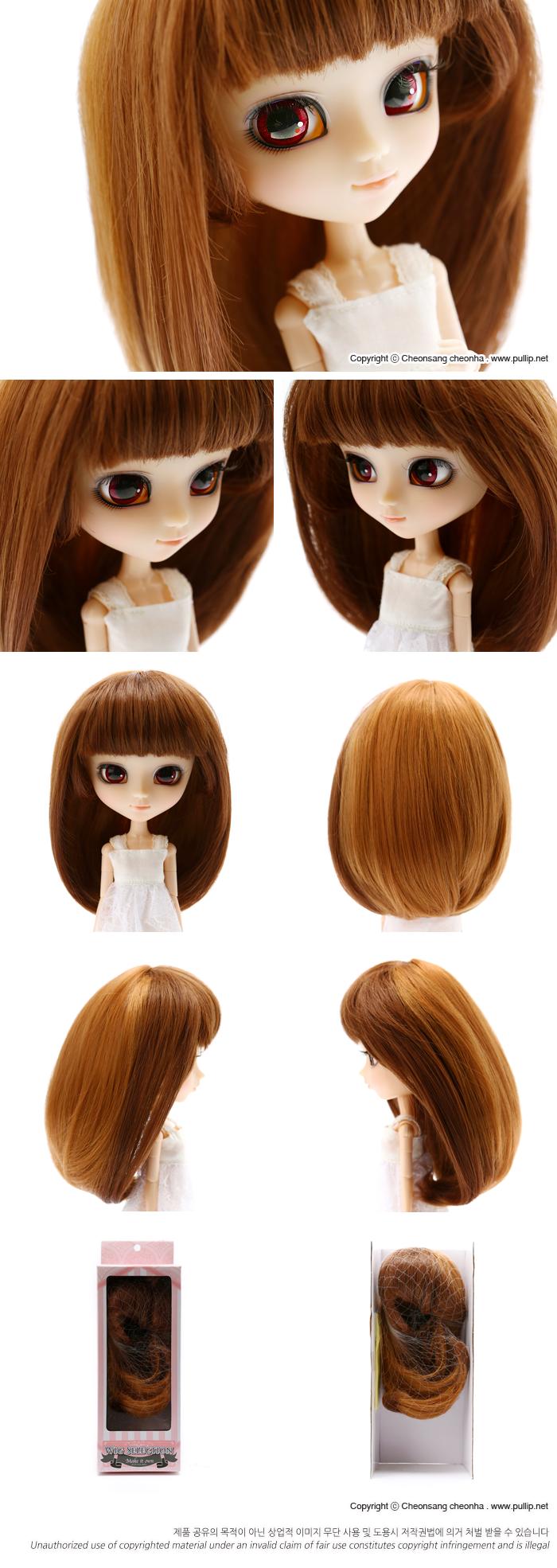 Wig Selection 95